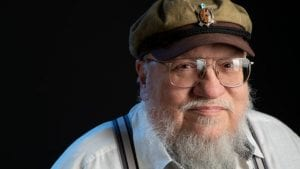 George R R Martin returns to Winterfell